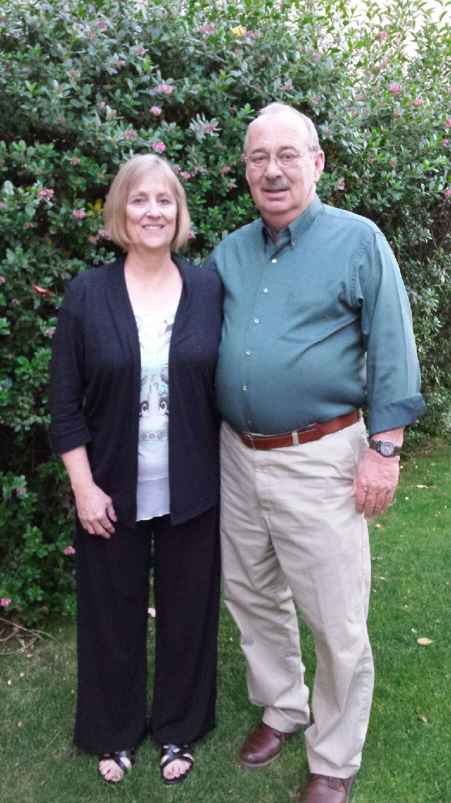Dave & Sheila