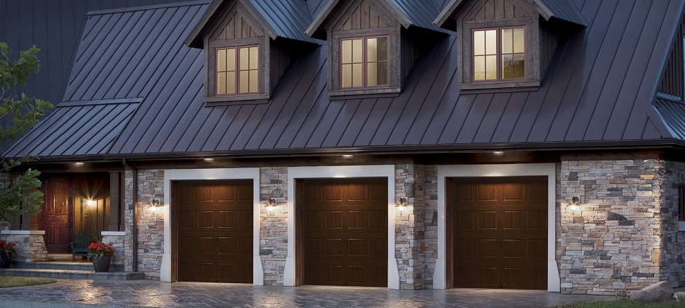 Search results for clopay raynor garage doors of kansas city for Clopay gallery ultra grain walnut