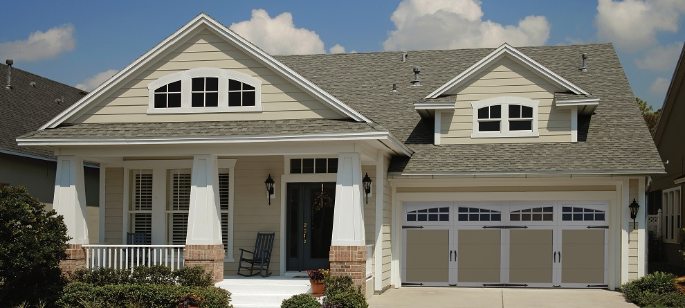 Steel Carriage House Garage Doors In Kansas City Amp Shawnee