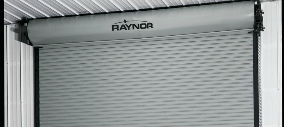 raynor commercial garage door opener manual