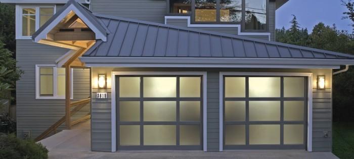 aluminum residential garage doors kansas city