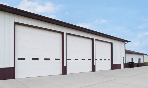 Commercial Garage Doors Kansas City Metro Liberty Mo