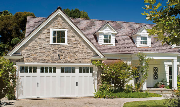 Fix a Squeaking Garage Door